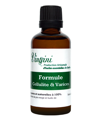 Cellulite and Varicose Veins Formula